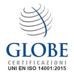 globe-certificato-uni-14001-2015